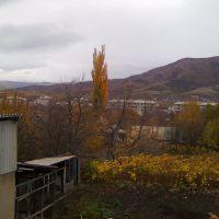 осень, Текели