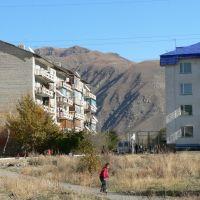 дома и горы, Текели