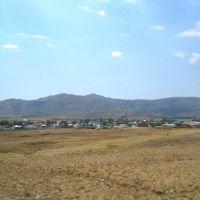 Ulytau village, Учарал