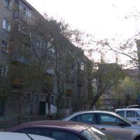 Жилой дом на Гоголя-Баймагамбетова, Амангельды