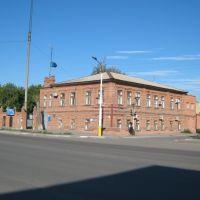 Дом купца Сенокосова, Амангельды