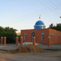 Mosque, Державинск