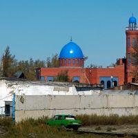 Мечеть, Жаксы
