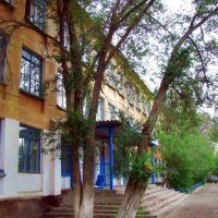 Школа №24, Акмолинск