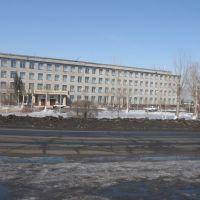 Колледж Жаяу Мусы, Аксу