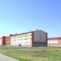 Средняя школа №2, Аксу