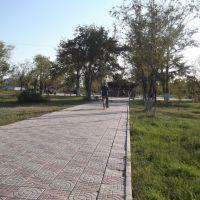 Парк, Аксу
