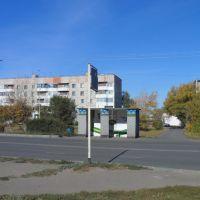 Свердлова 36, Аксу