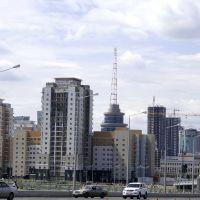 Новая столица, Астана