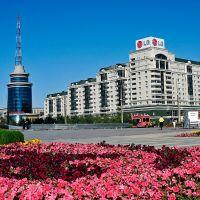 * * *, Астана
