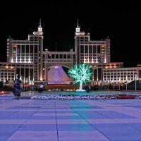 КазМунайГаз, Астана