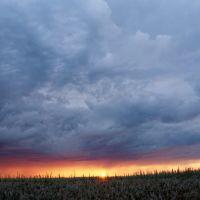 Тревожный закат, Астраханка