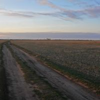 Рассвет в Казахской степи, Астраханка
