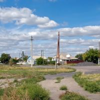 Сельский пейзаж, Астраханка