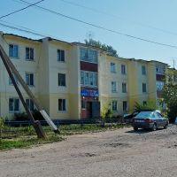 Аль Фараби 75, Астраханка