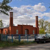 Астраханка.Новая мечеть, Астраханка
