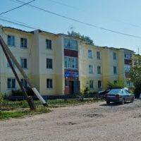 Аль-Фараби, Астраханка