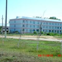 Здание бывшего училища, Астраханка