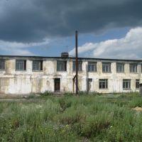 Бывшая школа, Балкащино