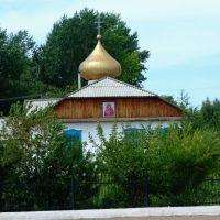 Церковь в Балкашино, Балкащино