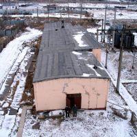 подстанция промзона, Бестобе