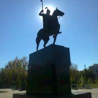 Памятник Богембай батыра в Ерейментау, Ерментау
