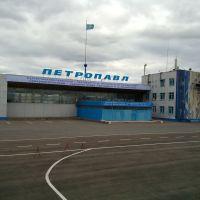 Petropavlovsk airport, Жалтыр