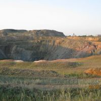 Zholymbet pit mine, Жолымбет