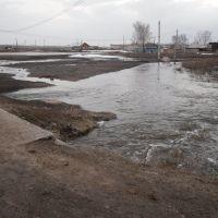 Балка за линией, Макинск