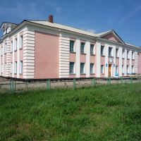 Средняя школа 1, Макинск