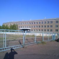 Школа №2, Макинск