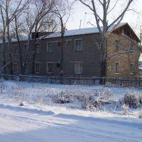 Микрорайон дом №2., Макинск