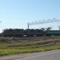 Железная дорога | Railway, Макинск