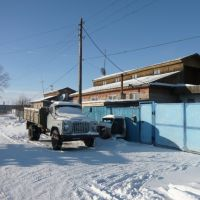 ул. Б.Шолака, Макинск