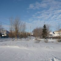 Макинск. Центр, Макинск