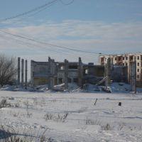 Развалины завода им.Ленина, Макинск