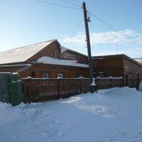 Дом молитвы ЕХБ, Макинск