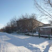 Район школы №4, Макинск