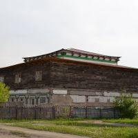 Строящийся торговый дом., Макинск