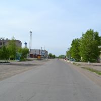 Центр, Макинск