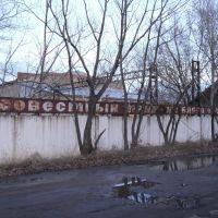 Ограда завода Ленина, Макинск