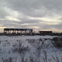 Старая база, Макинск