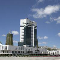 Город, Астана