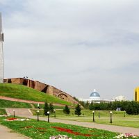 Памятник жертвам репрессий.Астана, Астана