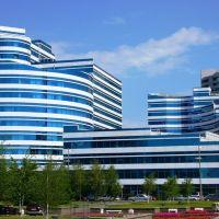Бизнес-комплекс, Астана