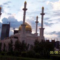 ASTANA MOSQUE ,KAZAKHSTAN, Астана