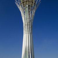 Bayterek tower (Башня Байтерек), Астана