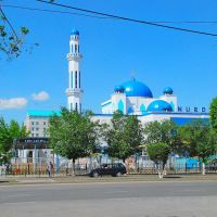 Мечеть - НУРДАУЛЕТ., Актобе