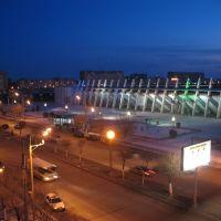 体育馆/стадион, Актобе