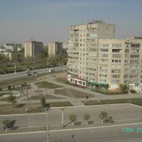 центр города, Актобе